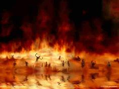 "Eternal Hell Stories of Hell- How the holy fear of hell has made countless Saints St Padre Pio (1887-1968) was once asked what he thought of people who did not believe in hell. He wisely replied: ""They will very well believe in hell when they get there."""