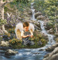 dona gelsinger   Rosas de Verônica: Anjos de Dona Gelsinger