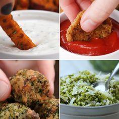 10 Easy And Healthy Veggie Snacks