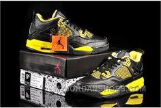 f8dfb2d65fcd Air Jordan 4 Premium Black Release Date Sneaker Bar Detroit Men Xtinr