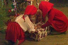 Heinähattu ja Vilttitossu joulun jäljillä (1993) 24 episodes