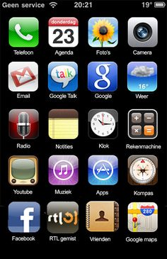 knutsel Ipad iconen