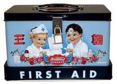 Dumpling Dynasty: First Aid