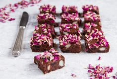 Rosey Rocky Road .... and RAW!