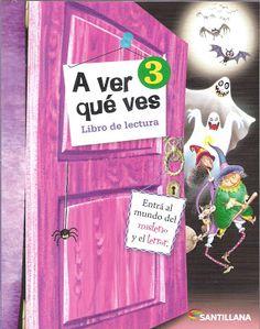 SECRETOS: Libro A ver que ves 3