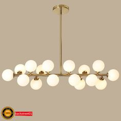 Modern Modo 16 Round Glass DNA LED Chandelier Pendant Lamp Ceiling lamp Fixture | Home & Garden, Lamps, Lighting & Ceiling Fans, Chandeliers & Ceiling Fixtures | eBay!