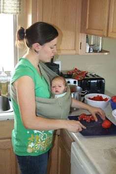 "Raising Homemakers article, ""How to Get Canning Down With Young Children"""