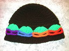 Ravelry: Toddler, Child, Adult Masked Super Hero Beanies pattern by Spider Mambo  $1