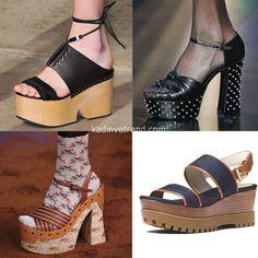 platform ayakkabı modelleri 2015 2016