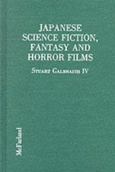 Japanese Science Fiction, Fantasy and Horror Films: A Critical Analysis of 103 Features Released in the United States, 1950-1992 by Stuart Galbraith IV http://www.amazon.com/dp/0899508537/ref=cm_sw_r_pi_dp_nB61wb17D1T97