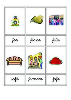 Fichas de vocabulario en imágenes | Escuela en la nube | Recursos para Infantil y Primaria Flashcard, Microsoft Word, Comics, Teaching Resources, Vocabulary Games, Comic, Comic Books, Comic Strips
