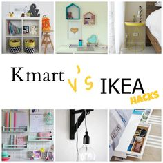 Fab Four Friday: Weekend Rewind Ikea vs Kmart Hacks - Home Decor DIY Living Ro. - Fab Four Friday: Weekend Rewind Ikea vs Kmart Hacks – Home Decor DIY Living Ro… – home deco -