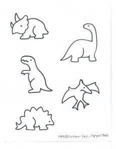 Simple Dinosaurs