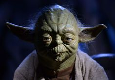"""Jedi Master Yoda was named Buffy in the early drafts of George Lucas' fantasy series, """"Star Wars."""""""