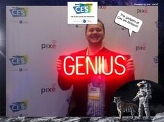 The gadgets at Ces are Brilliant!! #CES2015 #PixeSocial