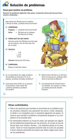 #ClippedOnIssuu from 4. EP. MAT. SANT, Go Math, Dual Language, Spanish Class, Mathematics, 1, Study, Author, Education, Learning