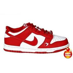 official photos 0044c 697bb Womens Nike Dunk Low Valentine day 2005 edition Nike Running, Adidas  Running Shoes, Nike