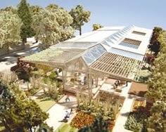 maggie's centre by norman foster seeks planning permission