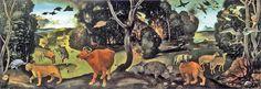 """""""Forest Fire"""" Piero di Cosimo"""