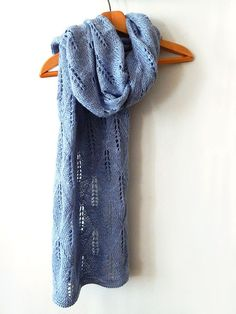 SALE Knitted mohair blue wrap, angora tippet, handknitted shawl, knit accessory, woman scarf, angora scarf, knitted woman scarf