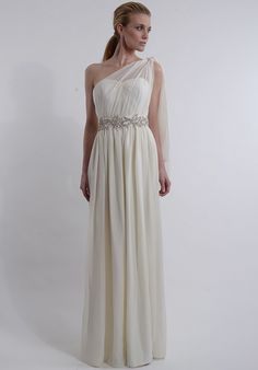 Elizabeth St. John Rio Wedding Dress - The Knot