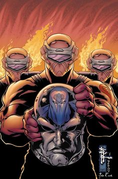 Cobra Commander - Tone Rodriguez