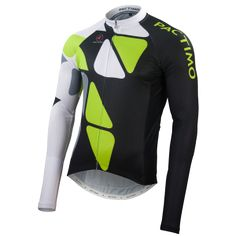 Pactimo's Spring '13 Long Sleeve Ascent Cycling Jersey - $80