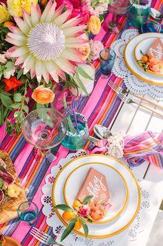 Colorful Cinco de Mayo Inspiration