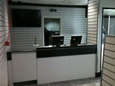 Sales Counter for E Trade Tech