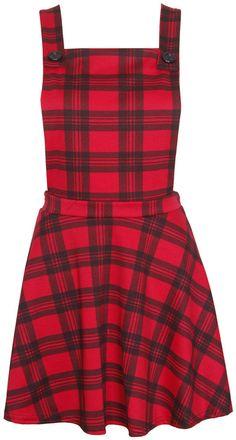 A plaited dress