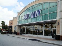 Old Navy at Waterford Lakes town Center, Orlando