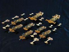 Tau Fleet - Battlefleet Gothic