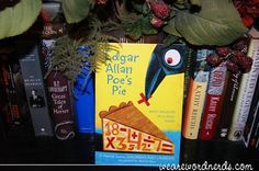 """<p>I was sent a copy of Edgar Allan Poe's Pie: Math Puzzlers in Classic Poems by J. Patrick Lewis Edgar Allan Poe's Pie: Math Puzzlers in Classic Poems by J. Patrick Lewis Release Date: 2012-04-03 Is this poetry? Math? A brainteaser? Yes! It's all that and more. The poet J. …</p><div class=""""sharedaddy sd-sharing-enabled""""><div class=""""robots-nocontent sd-block sd-social sd-social-icon sd-sharing""""><h3 class=""""sd-title"""">Share this:</h3><div class=""""sd-content""""><ul><li ..."""
