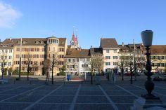 Winterthur, View from ZHAW {Zürcher Hochschule für Angewandte Wissenschaften, Technikumstrasse 9, 8401 Winterthur}