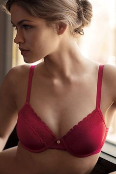 The Hidden Glamour Bra from #NATORI is  elegant and functional.