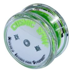Cosmic Spin2 Yo-Yo (Green) by All for KIDZ, Inc.. $15.00. Designed for advanced yo-yo play, the Cosmic Spin2 is a professional ball-bearing yo-yo.