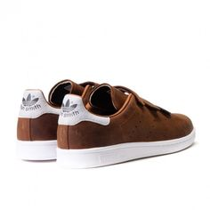 "adidas Originals Stan Smith CF ""Night Brown"""