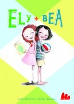 Ely + Bea! Italian editions of Ivy + Bean!