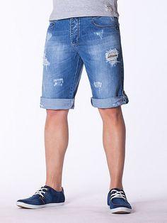 Blugi barbati scurti Tony Copper 04 Bermuda Shorts, Denim Shorts, Interior Design, Women, Fashion, Nest Design, Moda, Home Interior Design, Fashion Styles