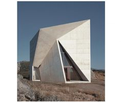 Chapel In Villeaceron By Sancho Madridejos Architecture Office