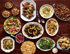 100 Classic Thanksgiving Side Dishes  - CountryLiving.com