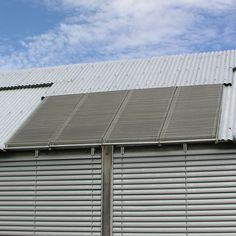 [Kempsey NSW] Marie Short House - Glenn Murcutt Glen Murcutt, Small Buildings, Arch Model, Shed Plans, Cladding, Solar Water, Romans, Farm House, Architecture Design