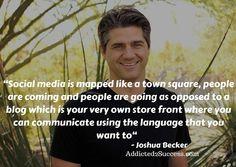 13 Tips To Create A Viral #Blog – #Joshua Becker http://addicted2success.com/success-advice/13-tips-to-create-a-viral-blog-joshua-becker #writer #CompanySuare