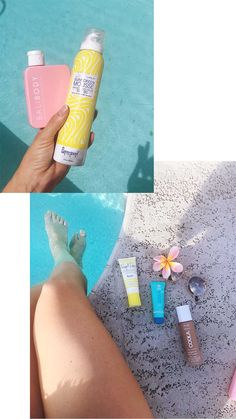 Sun Tanning tips for those who want to tan without burning! Check out my step-by-step SPF process and the products I use to fight the sun. Sun Tanning Tips, Natural Tanning Tips, Aloe Vera, How To Tan, Bronze Tan, Best Tanning Lotion, Beach Tan, Mascara Tips, Skin Care