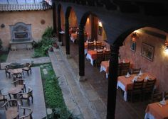 Resultado de imagen de hotel casa vieja san cristobal mexico