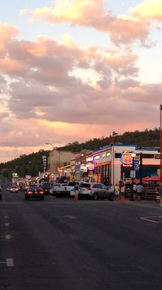 Williams, AZ. My favorite Route 66 town.