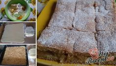 Klasický babiččin jablečný mrežovník Rum, Food And Drink, Treats, Sweet, Sweet Like Candy, Candy, Goodies, Rome, Sweets