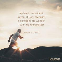 Verse of the Day: My heart is confident in you, O God; my heart is confident. No wonder I can sing your praises! Bible Verses About Relationships, Bible Verses About Love, Biblical Quotes, Favorite Bible Verses, Faith Quotes, Bible Scriptures, Save My Marriage, Marriage Advice, Broken Marriage