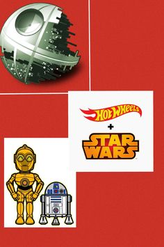 R2-D2 and C-3PO Hot Wheels Star Wars review