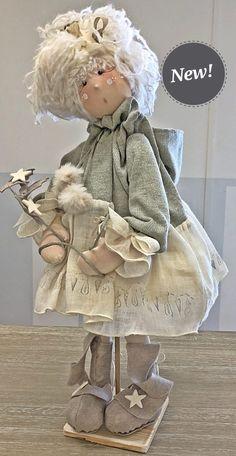 1 million+ Stunning Free Images to Use Anywhere Primitive Christmas, Christmas Crafts, Mery Crismas, Diy Rag Dolls, Fabric Brooch, Angel Crafts, Waldorf Dolls, Fairy Dolls, Soft Dolls